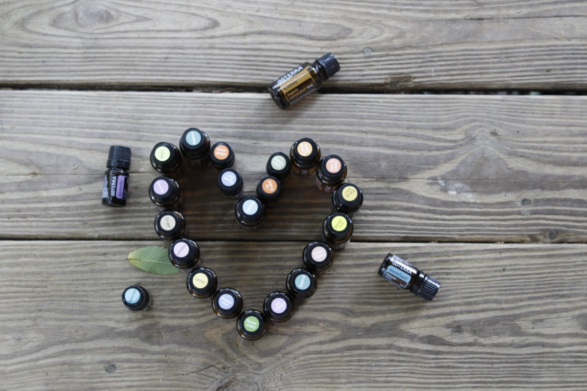 Healthy Blood Pressure: dōTERRA for Your Health