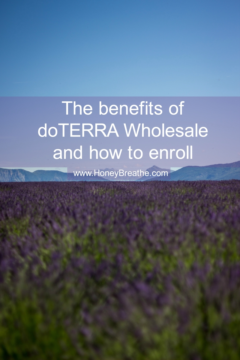 The Benefits of doTERRA Wholesale and How to Enroll