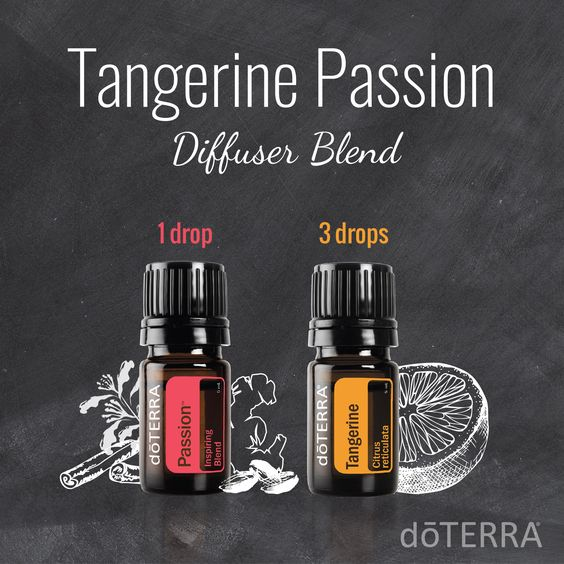 passion diffuser blend