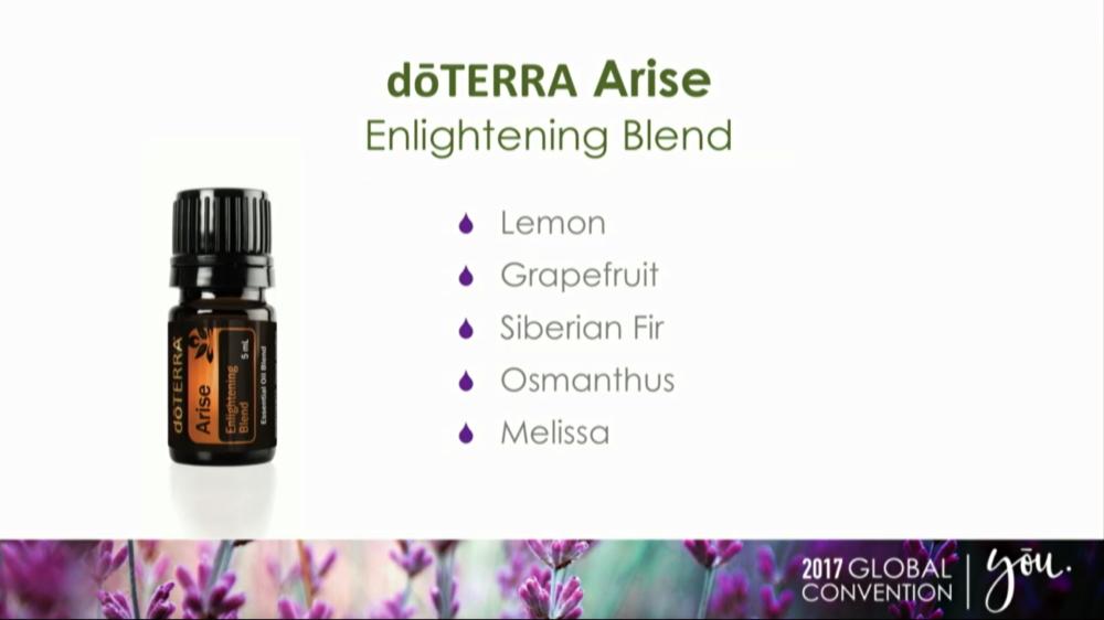 Arise Oils
