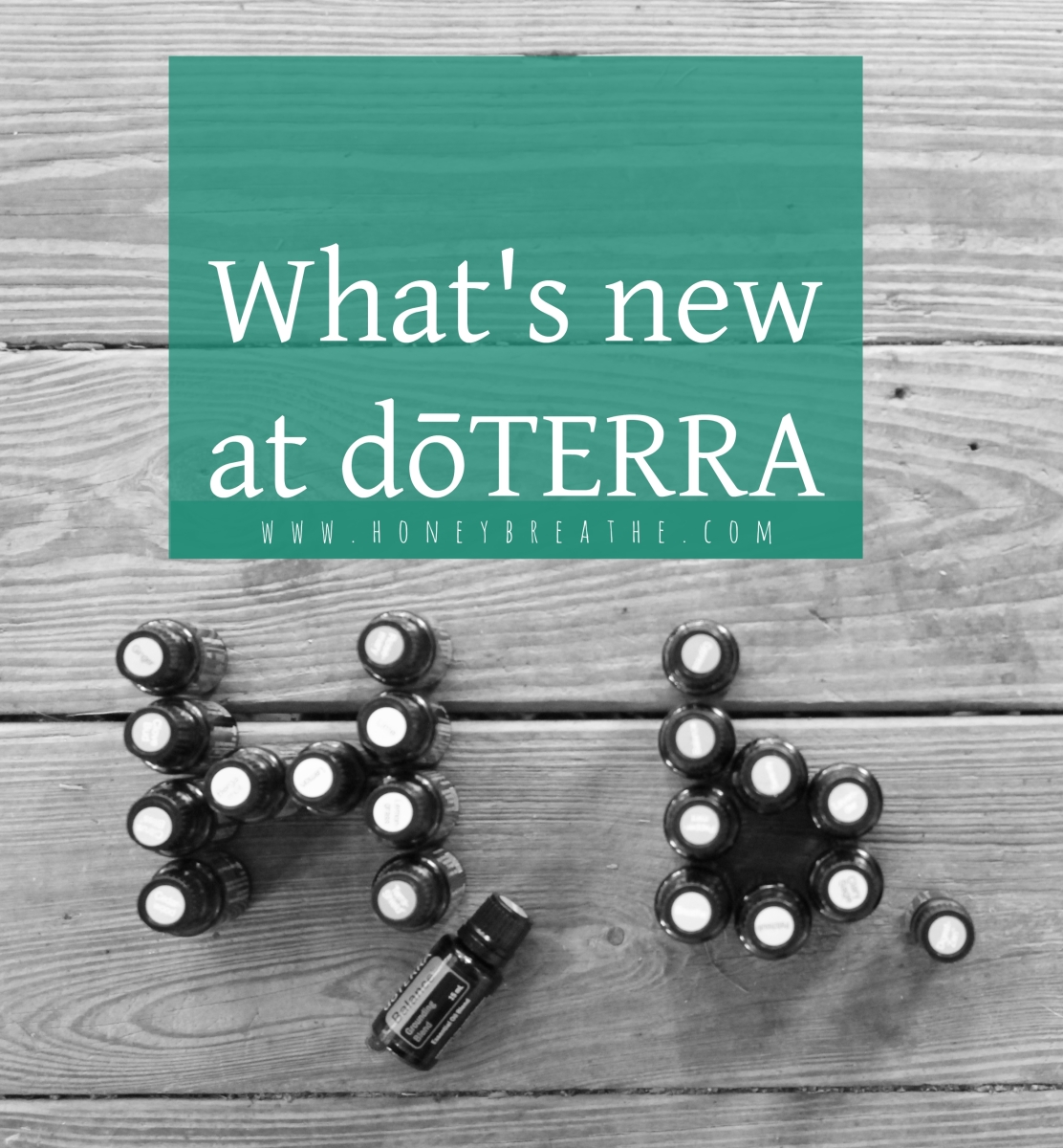 What is new with dōTERRA's?!
