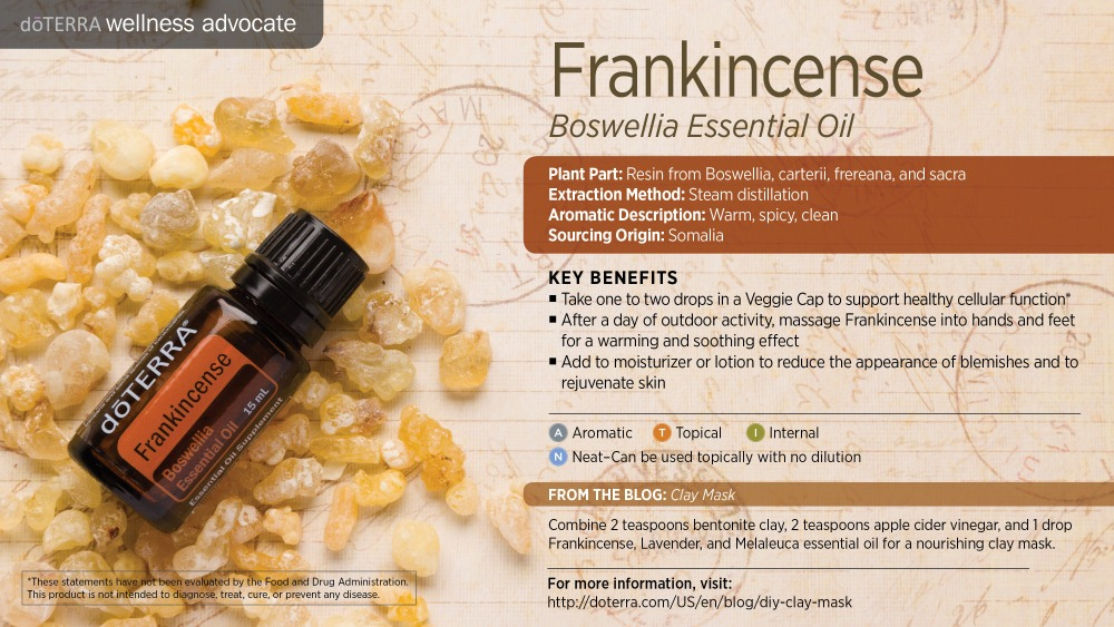 Pres Frankincense by HoneyBreate